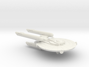 3125 Scale Federation New Heavy Scout (NHS) WEM in White Natural Versatile Plastic