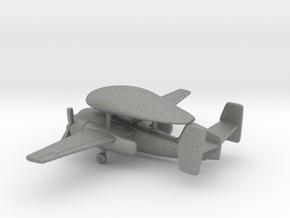Grumman E-1 Tracer in Gray PA12: 6mm