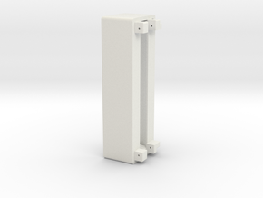 Batterie in White Strong & Flexible