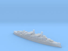USS Olympia protected cruiser 1:1250 in Smooth Fine Detail Plastic