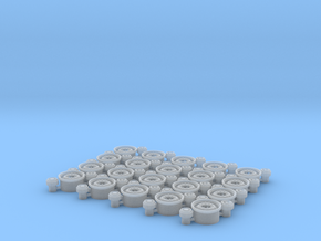 693 Fe/U/VR/6.8 in Smoothest Fine Detail Plastic