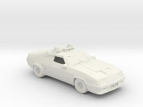 1974 Ford Falcon [XB] MFP 1:160 Scale in White Natural Versatile Plastic