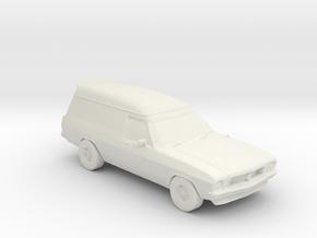 1975 Holden Sandman [HJ] 1:160 scale in White Natural Versatile Plastic