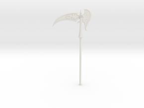 200X Scareglow's Scythe of Doom Full (vin/ori) in White Natural Versatile Plastic