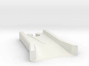 Thomas Minis Brio to Floor Track Adapter in White Natural Versatile Plastic