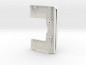DARwIn-OP foot right in White Natural Versatile Plastic