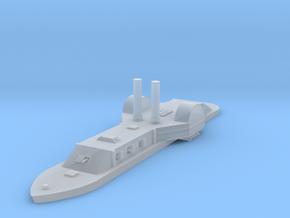 1/1200  CSN Steamer Republic in Smooth Fine Detail Plastic