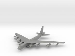 B-52H w/Gear (CW) in Gray PA12: 1:600