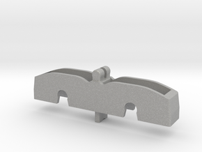[IBE01014] 3D CAD Window Carriage v1 in Aluminum