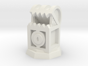 Simple Mimic 28mm D&D DnD Pathfinder Starfinder NP in White Natural Versatile Plastic