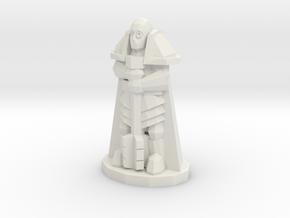 Order Paladin Cleric Inquisitor in White Natural Versatile Plastic