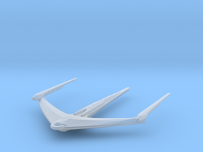 Altair Class 1/4800 Attack Wing in Smooth Fine Detail Plastic
