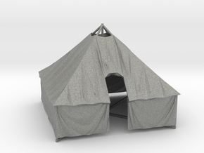 1/72 WWII US M1934 Tent in Gray PA12