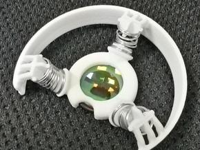 Flir  Macro Lens Holder (obsolete- newer design!) in White Natural Versatile Plastic