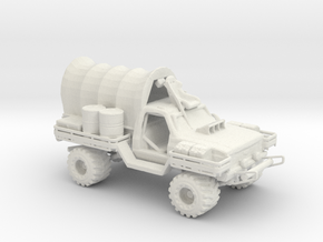 BT. Max's Camel Truck 1:160 scale. in White Natural Versatile Plastic