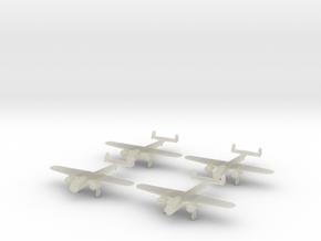 Do17z-wheels-x4 in Transparent Acrylic