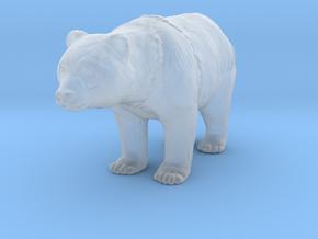 Plastic Panda Bear v1 1:160-N in Smooth Fine Detail Plastic