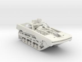 FR. Chrysler Charger tank. Peace Maker. 1:160 in White Natural Versatile Plastic