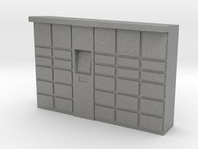 Parcel Locker 1/64 in Gray PA12