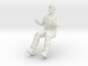 CarDriver_Ver01_1-16_Rev01.0 in White Natural Versatile Plastic