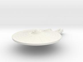 1400 Anchorage class in White Natural Versatile Plastic