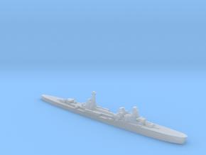 Duca d'Aosta light cruiser 1:1250 WW2 in Smooth Fine Detail Plastic