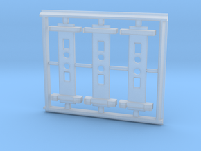 Z Scale MDT Chassis in Smooth Fine Detail Plastic