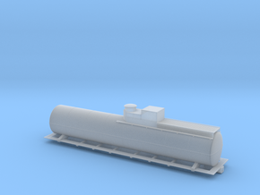 UP Propane Tender - Nscale in Smooth Fine Detail Plastic