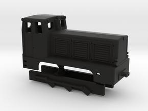 V10C (1:120, TT) in Black Natural Versatile Plastic