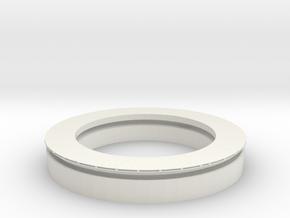 1/72 DKM Bismarck Dora Barbbet Set in White Natural Versatile Plastic
