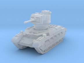 Matilda II BEF 1/160 in Smooth Fine Detail Plastic