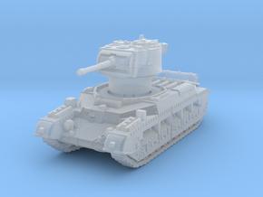 Matilda II Aus 1/200 in Smooth Fine Detail Plastic