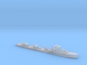 HMS Vega V-class destroyer 1:2500 WW2 in Smooth Fine Detail Plastic