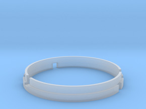 MOVEMENT RING in Smoothest Fine Detail Plastic