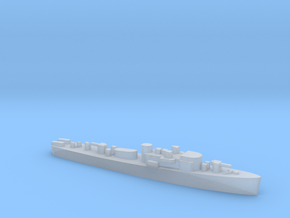 US PC-461 class submarine chaser 1:900 WW2 in Smooth Fine Detail Plastic