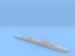 French cruiser Émile Bertin c1943 1:2500 WW2 in Smooth Fine Detail Plastic