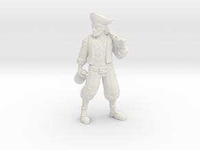 Printle H Homme 116 - 1/24 in White Natural Versatile Plastic