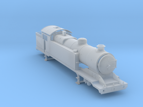 Furness 115 Class Baltic Tank 4-6-4 in Smooth Fine Detail Plastic