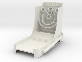 Skeeball iphone 5 case in White Natural Versatile Plastic