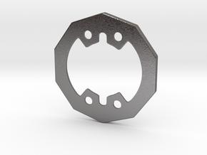 Beyblade 10-Heavy   Weight Disk   1st Gen   10H in Polished Nickel Steel