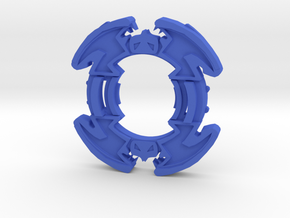 Beyblade Thunder Beetle   INSECT Attack Ring in Blue Processed Versatile Plastic