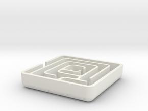 Lab in White Natural Versatile Plastic