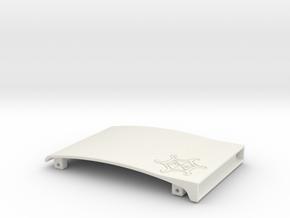 SCX24 - DSFabWorx - Demenetor -  LED Roof in White Natural Versatile Plastic