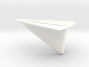 VG3D in White Processed Versatile Plastic