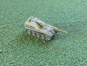 German Jagdpanther II Project 1/200  in Smooth Fine Detail Plastic