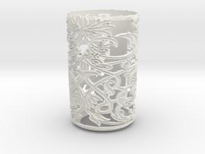 cutB_chinese_window in White Natural Versatile Plastic