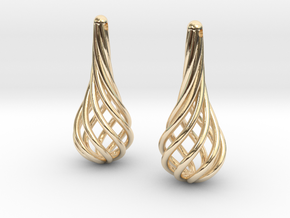 Eardrops (from $15.00) in 14K Yellow Gold