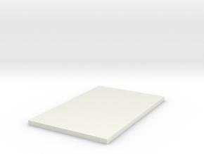 cc3 in White Natural Versatile Plastic