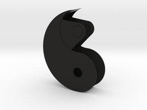 Yin Yang Box in Black Strong & Flexible