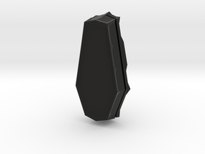 Coffin Box Small in Black Strong & Flexible
